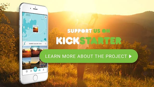 Support us on Kickstarter learn more